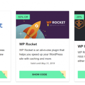 Affiliate Coupons Review: A Great WordPress Coupon Plugin