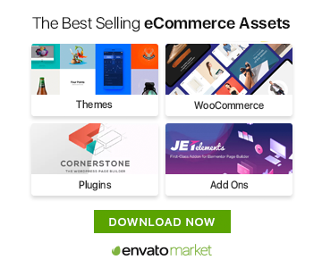 Envato E-Commerce Assets