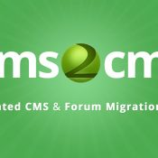 CMS2CMS Review: Migrate Your Site from One CMS to Another