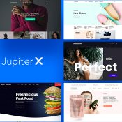 [Giveaway] Win 1 of 3 Jupiter X Licenses with the New Generation of Website Templates