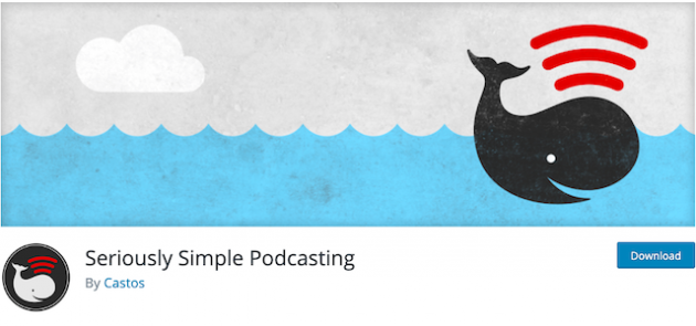 seriously simple podcasting wordpress plugin
