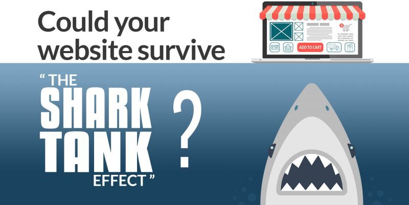 Could your website survive the Shark Tank effect?