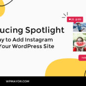 Embed Instagram Feeds in WordPress with Spotlight
