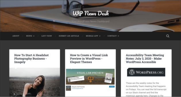 WP News Desk