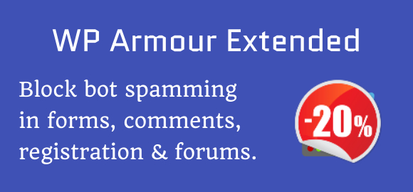 WP Armour Extended