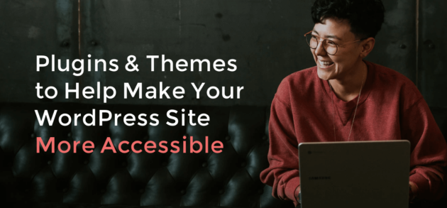 Plugins & Themes to Help Make Your WordPress Site More Accessible