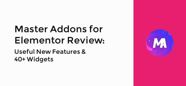 Master Addons for Elementor Featured Image