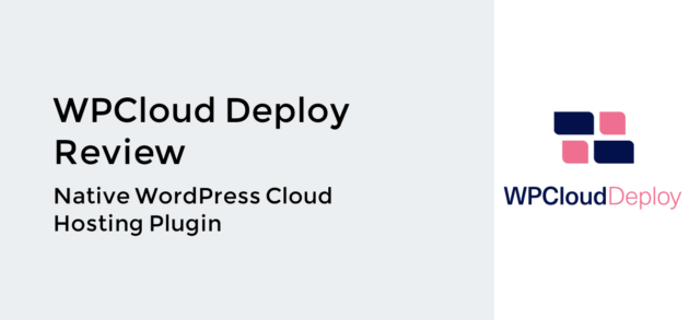 WPCloud Deploy