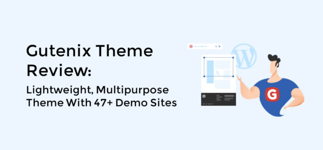 Gutenix Theme Review