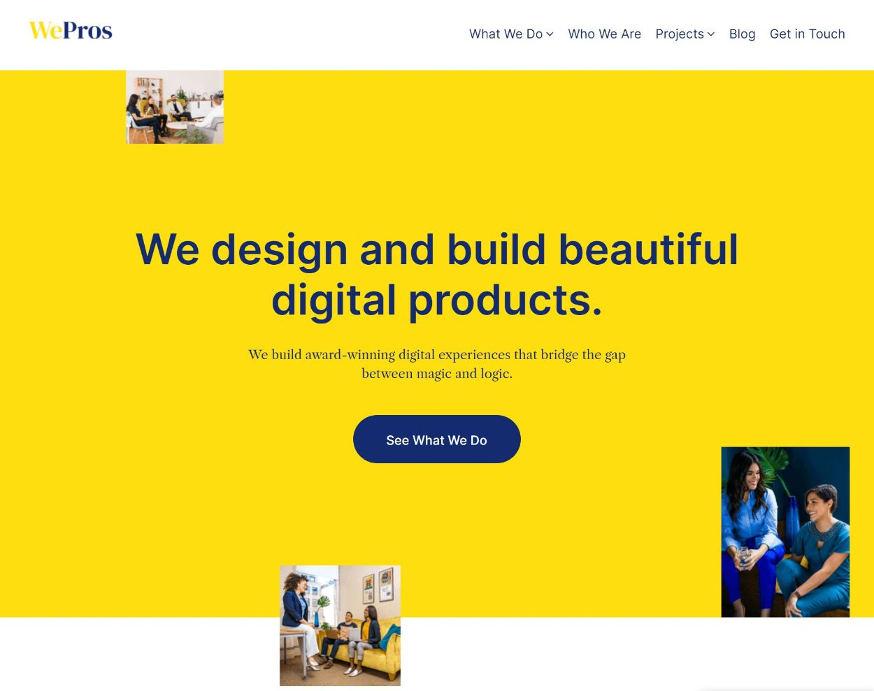 Digital products demo