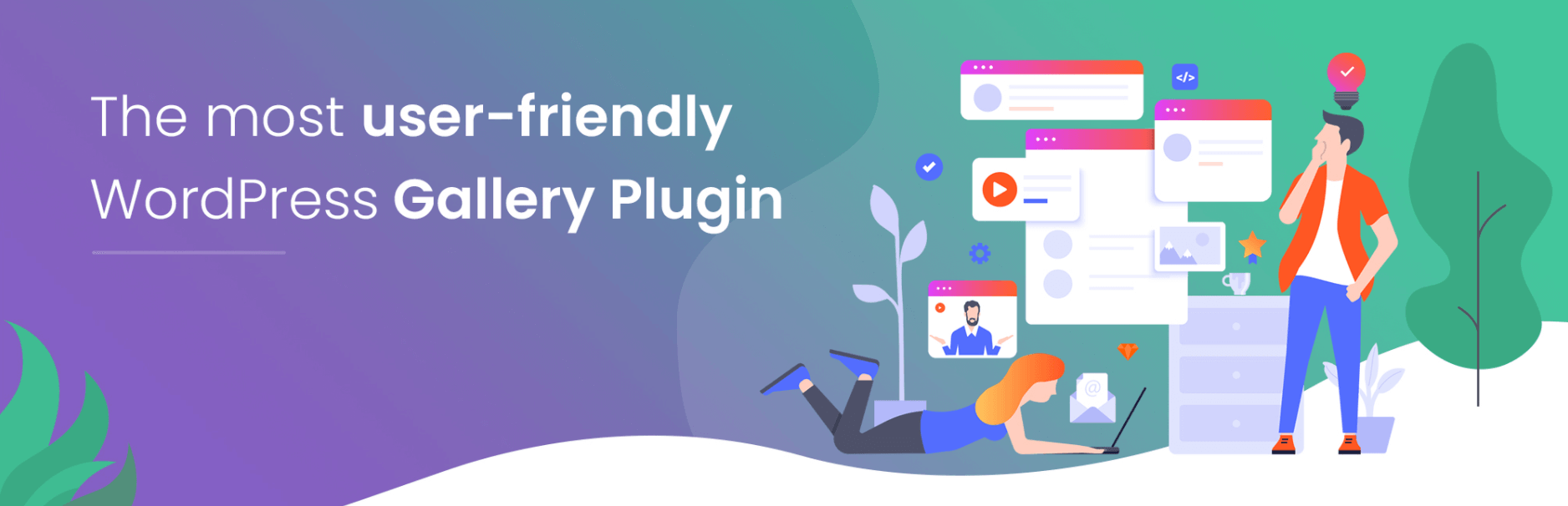 Modula - the most user-friendly gallery plugin