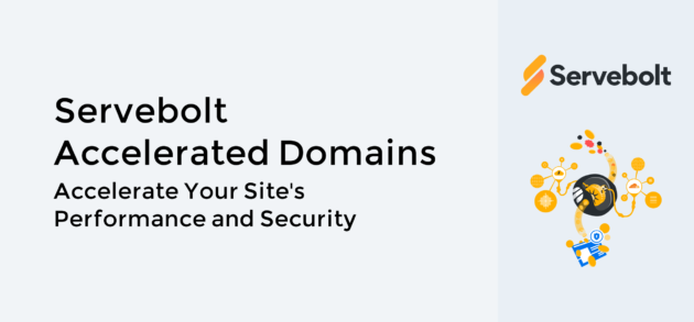 Servebolt Accelerated Domains