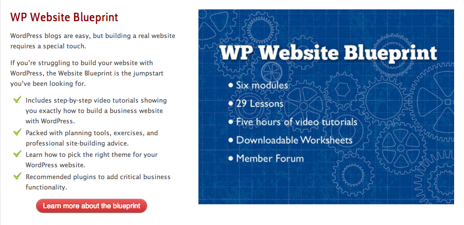 Building Real Websites With WordPress  A Blueprint