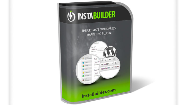 InstaBuilder Mobile Ready Landing Pages in Minutes