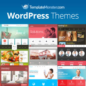 Giveaway - Win a WordPress Theme from TemplateMonster