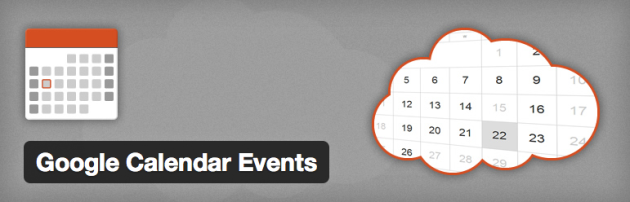 WordPress › Google Calendar Events « WordPress Plugins