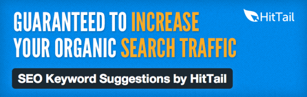 WordPress › SEO Keyword Suggestions by HitTail « WordPress Plugins
