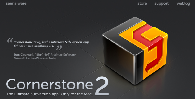 Zennaware » Home of Cornerstone Subversion Client for Mac OS X