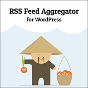WP RSS Aggregator Premium Add-Ons Giveaway