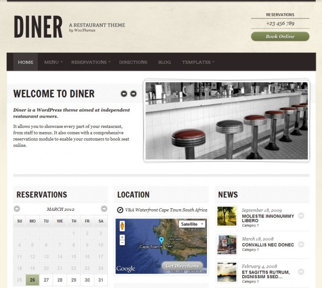 Best WordPress Restaurant Themes - WP Mayor
