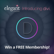 Incredible Giveaway from Elegant Themes – Grab 3 Lifetime Passes Worth $747