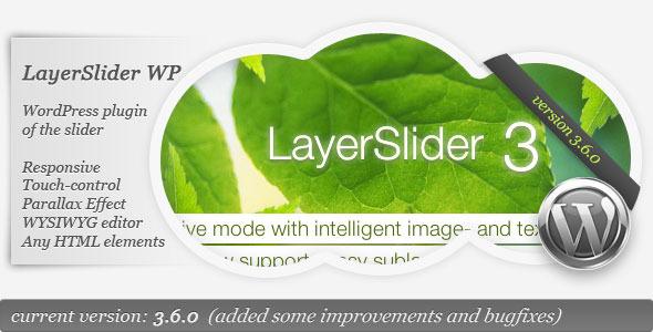 layer slider wordpress