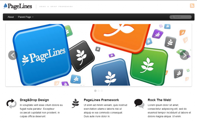 pagelines free theme