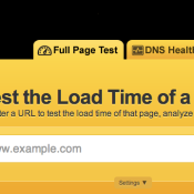 Tools to Check your Website's Loading Time