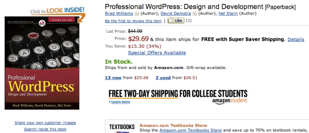 professional wordpress 2nd edition