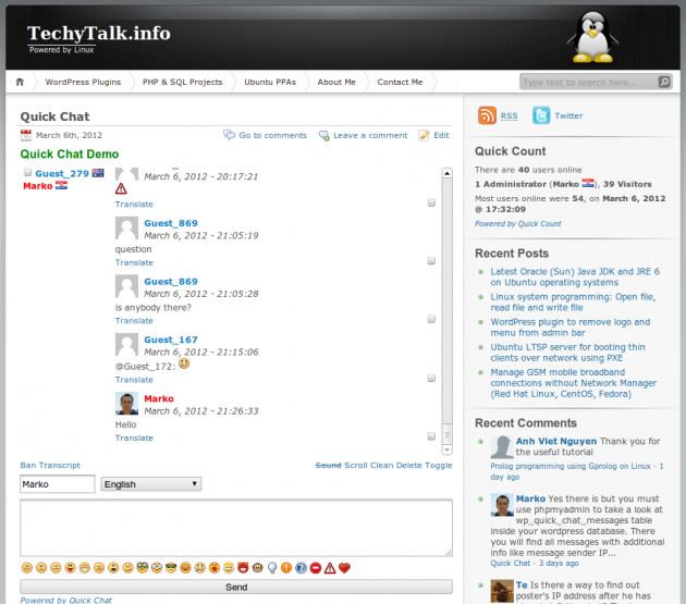 local live chat room best live chat plugins for wp mayor 17722