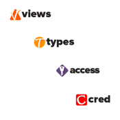 New Versions of CRED, Types and Views Out Now