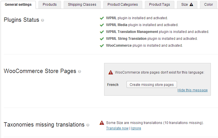 Introducing WooCommerce Multilingual Plugin
